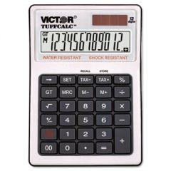 Tuffcalc Desktop Calculator, 12-Digit Lcd