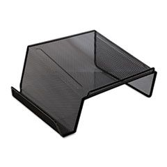 Mesh Desktop Telephone Stand, Black