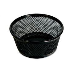 Jumbo Mesh Storage Dish, Black