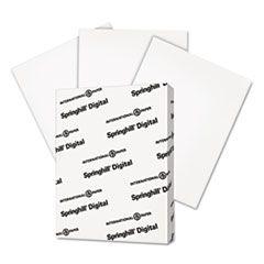DIGITAL VELLUM BRISTOL WHITE COVER, 67 LB, 8.5 X 11, VELLUM WHITE, 250/PACK
