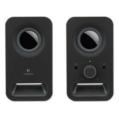 Z150 Multimedia Speakers, Black
