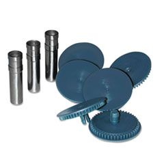 Replacement Punch Head For 160-Sheet High-Capacity Punch, 9/32 Diameter