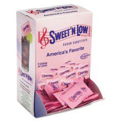 Zero Calorie Sweetener, 1 G Packet, 400 Packet/box, 4 Box/carton