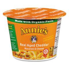 Aged Cheddar Mac And Cheese, 2.01 Oz Cup, 12/carton