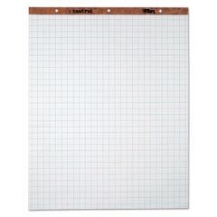 EASEL PADS, 27 X 34, WHITE, 50 SHEETS, 4/CARTON
