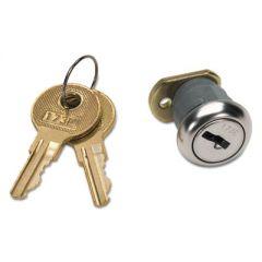 Vertical File Lock Kit, Chrome