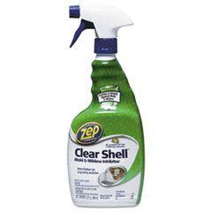 Clear Shell Mold & Mildew Inhibitor, 32 Oz Spray Bottle, 12/carton