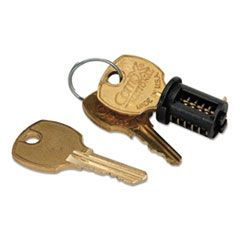 Core Removable Lock Kit, Black
