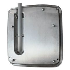 VERDEDRI HAND DRYER TOP ENTRY ADAPTER KIT, 14.38L X 1.25W X 13.5H, STAINLESS