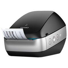 Labelwriter Wireless Black Label Printer, 71 Four-Line Labels/min