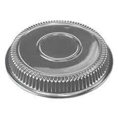 """DOME LIDS FOR 9"""" ROUND CONTAINERS, 500/CARTON"""