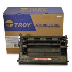 282040001 37A MICR TONER SECURE, ALTERNATIVE FOR HP CF237A, BLACK