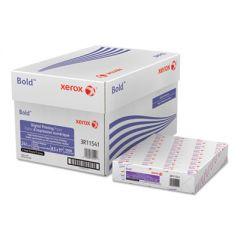 BOLD DIGITAL PRINTING PAPER, 98 BRIGHT, 3-HOLE, 24LB, 8.5 X 11, WHITE, 500 SHEETS/REAM, 10 REAMS/CARTON