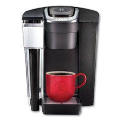 K1500 COFFEE MAKER, BLACK