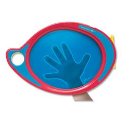 """PLAY N' TRACE, 8.5"""" X 8.25"""" SCREEN, BLUE/RED"""