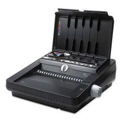 COMBBIND C450E ELECTRIC BINDING SYSTEM, BINDS 500, 18 X 17 X 13, BLACK