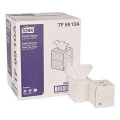PREMIUM FACIAL TISSUE, 2-PLY, WHITE, 94 SHEETS/BOX, 36 BOXES/CARTON