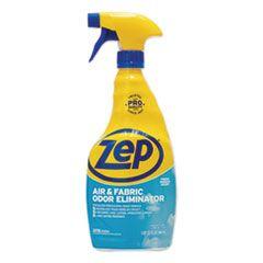 Air And Fabric Odor Eliminator, Fresh Scent, 32 Oz Spray Bottle