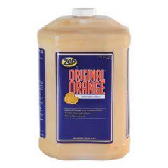 ORIGINAL ORANGE INDUSTRIAL HAND CLEANER, ORANGE, 1 GAL BOTTLE, 4/CARTON