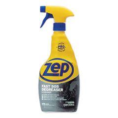 Fast 505 Cleaner & Degreaser, Lemon Scent, 32 Oz Spray Bottle