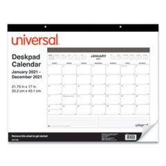 DESK PAD CALENDAR, 22 X 17, 2021