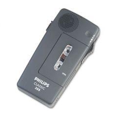 Pocket Memo 388 Slide Switch Mini Cassette Dictation Recorder